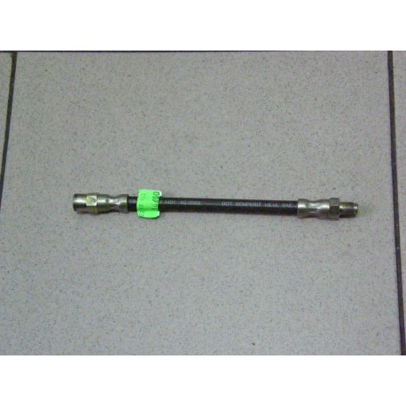 Przewód hamulcowy elastyczny L-210mm końcówki męsko-damskie