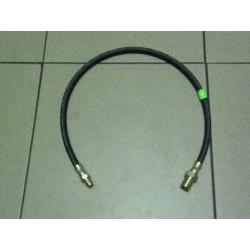 Przewód hamulcowy elastyczny L-675mm końcówki męsko męsko-damskie