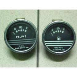 Zegar wskaźnik poziomu paliwa 12V Star, Jelcz, Man, Autosan