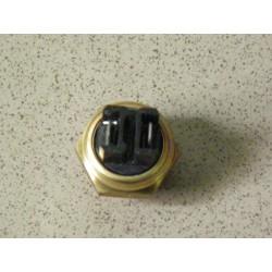 Czujnik wyłacznik wentylatora chłodnicy 12-24V