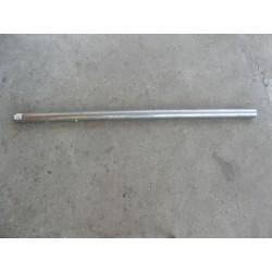 Rura przewów wydechowy aluminiowy prosty fi-80 mm, L-2000 mm