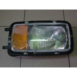 Lampa przednia reflektor H-4 Mercedes Benz MK / SK