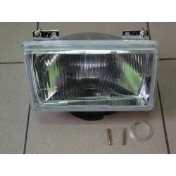 Lampa przednia reflektor H-4 Fiat Ducato Citroen C-25 Peugeot J-5