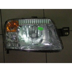 Lampa przednia reflektor H-4 Fiat Panda