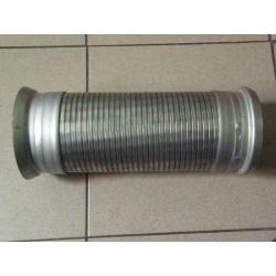 Łącznik metalowy harmonijkowy wydechu śr.100mm dł.295mm