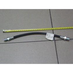 Przewód hamulcowy elastyczny L-350 mm 2xgwint zew.