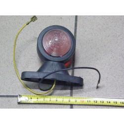 Lampa obrysowa żarówkowa prosta