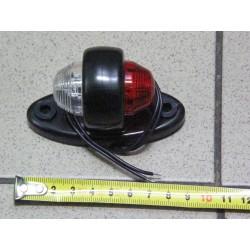 Lampa obrysowa LED krótka