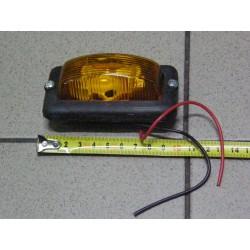 Lampa obrysowa żarówkowa kierunkowskazu