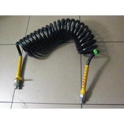 Przewód pneumatyczny spiralny M16x1.5