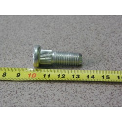 Śruba szpilka koła M10x1,25x30/34 Tico